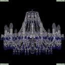 1410/12/240/Ni/V3001 Подвесная люстра Bohemia Ivele Crystal (Богемия), 1410