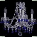 1410/3/141/Ni/V3001 Подвесная люстра Bohemia Ivele Crystal (Богемия), 1410