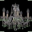 1410/5/141/Pa/V5001 Подвесная люстра Bohemia Ivele Crystal (Богемия), 1410