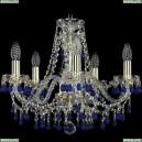 1410/5/160/G/V3001 Подвесная люстра Bohemia Ivele Crystal (Богемия), 1410