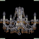 1410/5/195/G/V1003 Подвесная люстра Bohemia Ivele Crystal (Богемия), 1410