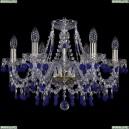 1410/6/195/G/V3001 Подвесная люстра Bohemia Ivele Crystal (Богемия), 1410
