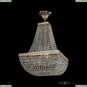 19112/H2/35IV G Хрустальная потолочная люстра Bohemia Ivele Crystal (Богемия), 1911