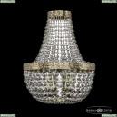 19111B/H1/25IV G Бра хрустальное Bohemia Ivele Crystal (Богемия), 1911