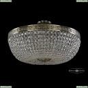 19151/60IV GB Хрустальная потолочная люстра Bohemia Ivele Crystal (Богемия), 1915
