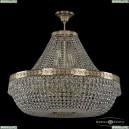 19011/H1/80IV G Хрустальная потолочная люстра Bohemia Ivele Crystal (Богемия), 1901