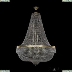 19271/H2/100IV G Хрустальная потолочная люстра Bohemia Ivele Crystal (Богемия), 1927