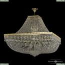 19272/H1/100IV G Хрустальная потолочная люстра Bohemia Ivele Crystal (Богемия), 1927