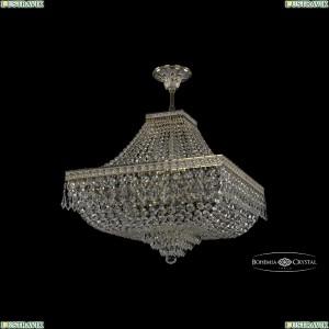 19272/H1/45IV GW Хрустальная потолочная люстра Bohemia Ivele Crystal (Богемия), 1927