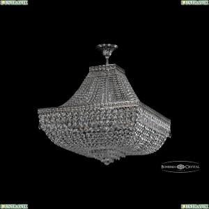 19272/H1/55IV NB Хрустальная потолочная люстра Bohemia Ivele Crystal (Богемия), 1927