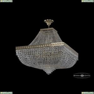 19272/H1/70IV G Хрустальная потолочная люстра Bohemia Ivele Crystal (Богемия), 1927