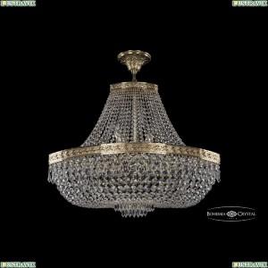19273/H1/70IV G Хрустальная потолочная люстра Bohemia Ivele Crystal (Богемия), 1927