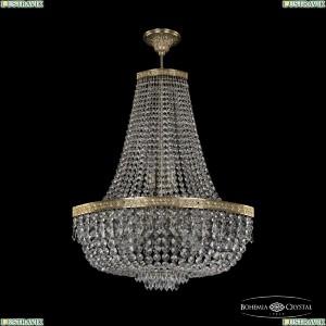19273/H2/55IV Pa Хрустальная потолочная люстра Bohemia Ivele Crystal (Богемия), 1927
