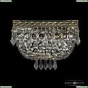 19272B/20IV GB Бра хрустальное Bohemia Ivele Crystal (Богемия), 1927