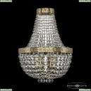 19281B/H1/25IV G Бра хрустальное Bohemia Ivele Crystal (Богемия), 1928