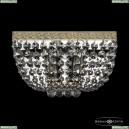 19282B/25IV Pa Бра хрустальное Bohemia Ivele Crystal (Богемия), 1928
