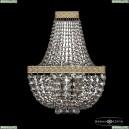 19282B/H1/25IV Pa Бра хрустальное Bohemia Ivele Crystal (Богемия), 1928