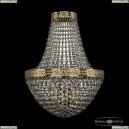 19321B/H1/25IV G Бра хрустальное Bohemia Ivele Crystal