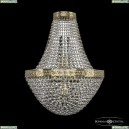 19321B/H1/35IV G Бра хрустальное Bohemia Ivele Crystal