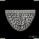 19322B/20IV Ni Бра хрустальное Bohemia Ivele Crystal