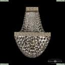 19322B/H1/20IV GW Бра хрустальное Bohemia Ivele Crystal