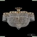 19301/55JB G Хрустальная потолочная люстра Bohemia Ivele Crystal
