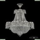 19301/H1/55JB Ni Хрустальная потолочная люстра Bohemia Ivele Crystal