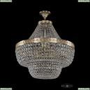 19101/H1/60IV G Хрустальная потолочная люстра Bohemia Ivele Crystal (Богемия), 1910