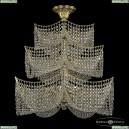 77181/65/3d G Хрустальная потолочная люстра Bohemia Ivele Crystal (Богемия), 7718