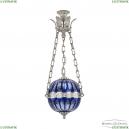 71000P/25 NW Clear-Blue/H-1H Y8 Подвес под бронзу из латуни Bohemia Ivele Crystal (Богемия), 7100