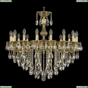 71102/16/300 B GB Подвесная люстра под бронзу из латуни Bohemia Ivele Crystal (Богемия), 7102