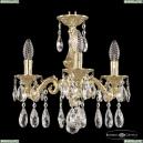 71102/3/125 A G Подвесная люстра под бронзу из латуни Bohemia Ivele Crystal (Богемия), 7102