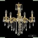 71102/5/175 B G Подвесная люстра под бронзу из латуни Bohemia Ivele Crystal (Богемия), 7102