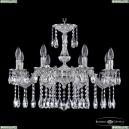 71102/8/210 A NW Подвесная люстра под бронзу из латуни Bohemia Ivele Crystal (Богемия), 7102