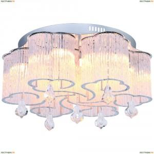 A8561PL-15CL Люстра потолочная хрустальная Arte Lamp (Арте Ламп) 11