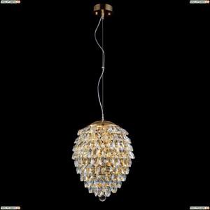 CHARME SP2+2 LED GOLD/TRANSPARENT Светильник подвесной Crystal Lux (Кристал Люкс), CHARME