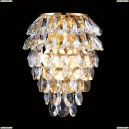 CHARME AP2+2 LED GOLD/TRANSPARENT Бра Crystal Lux (Кристал Люкс), CHARME