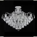 SEVILIA PL9 SILVER Светильник потолочный Crystal Lux (Кристал Люкс), SEVILIA