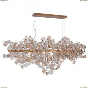 DESEO SP15 L1400 GOLD Светильник подвесной, денежное дерево Crystal Lux (Кристал Люкс), DESEO
