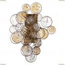 DESEO AP2 GOLD Бра, денежное дерево Crystal Lux (Кристал Люкс), DESEO