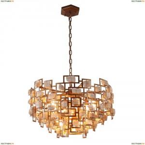 DIEGO SP9 D600 GOLD Светильник подвесной Crystal Lux (Кристал Люкс), DIEGO