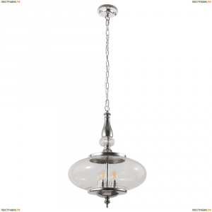 MIEL SP4 CHROME Светильник подвесной Crystal Lux (Кристал Люкс), MIEL