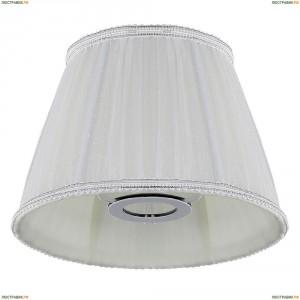 LAMPSHADE EMILIA LG WHITE Абажур для настольной лампы Crystal Lux (Кристал Люкс), LAMPSHADE