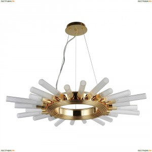 Fair SP12 Gold D800 Подвесная люстра Crystal Lux (Кристал Люкс), Fair