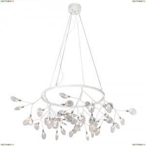 Evita SP45 D White/Transparent Подвесная светодиодная люстра Crystal Lux (Кристал Люкс), Evita