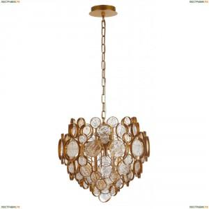 Deseo SP6 D460 Gold Подвесной светильник Crystal Lux (Кристал Люкс), Deseo