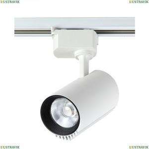 CLT 0.31 007 20W WH Трековый светильник однофазный Crystal Lux (Кристал Люкс), CLT 011