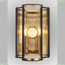 TANDEM AP2 GOLD Настенный светильник Crystal Lux (Кристал Люкс), TANDEM