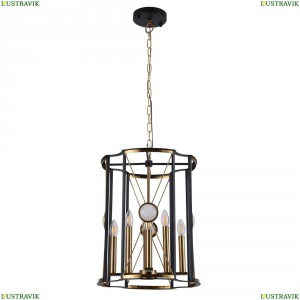 TANDEM SP8 D490 GOLD Подвесной светильник Crystal Lux (Кристал Люкс), TANDEM