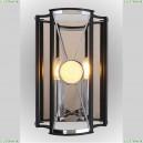 TANDEM AP2 CHROME Настенный светильник Crystal Lux (Кристал Люкс), TANDEM